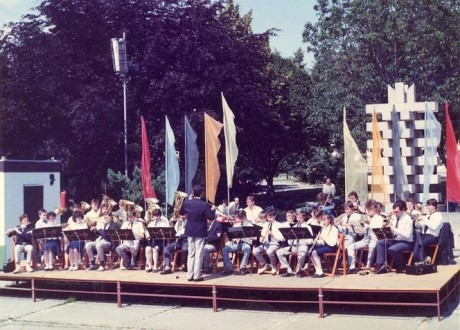 Dychovy orchester1988